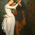Ary Scheffer - Faust and Marguerite in the Garden