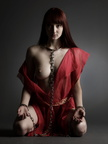 Marcus J Ranum - Red Silk Girl 2