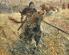 Pavel V Ryzhenko - The Victory of Peresvet