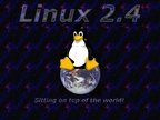 Linux 2.4 - Sitting on Top of the World