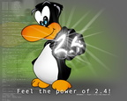 Linux 2.4 - Feel the Power