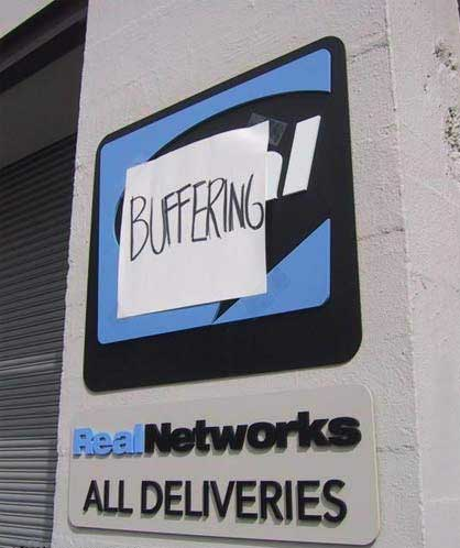real-buffering